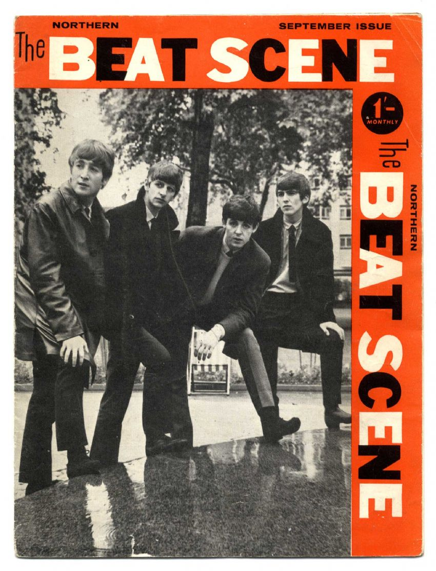 THE NORTHERN BEAT SCENE Magazine No 1 October 1963