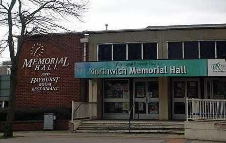 Bildresultat för Memorial Hall, Northwich